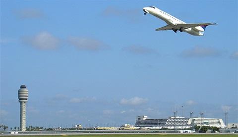 Orlando International Airport City Of