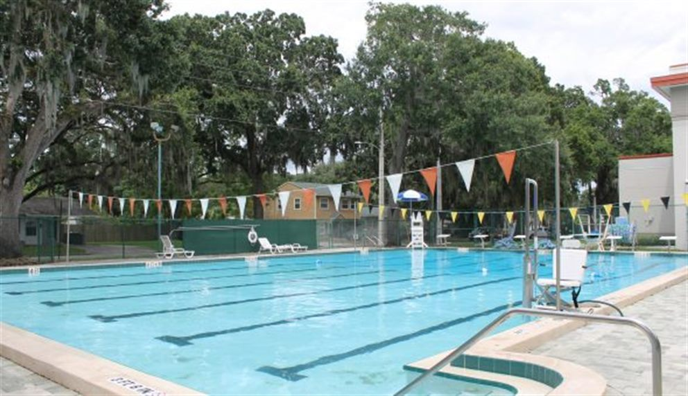 College Park Pool - City of Orlando