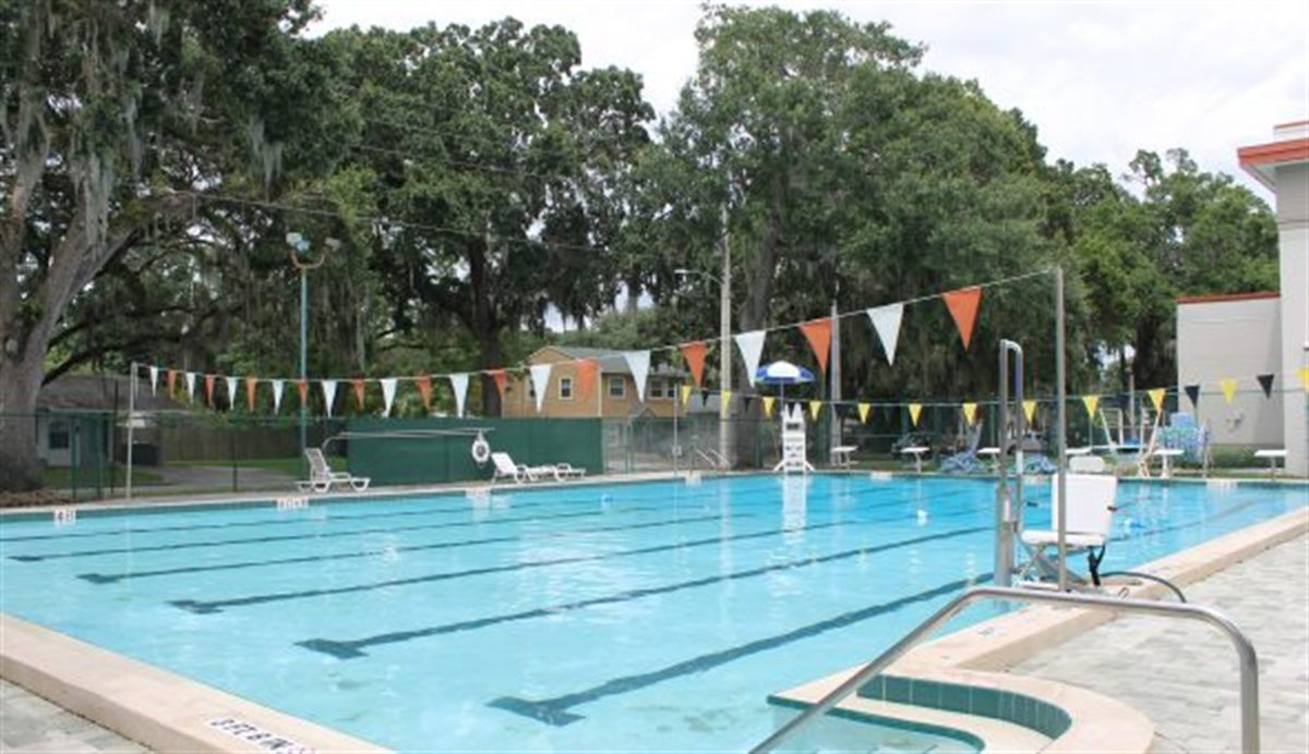 College Park Pool City Of Orlando