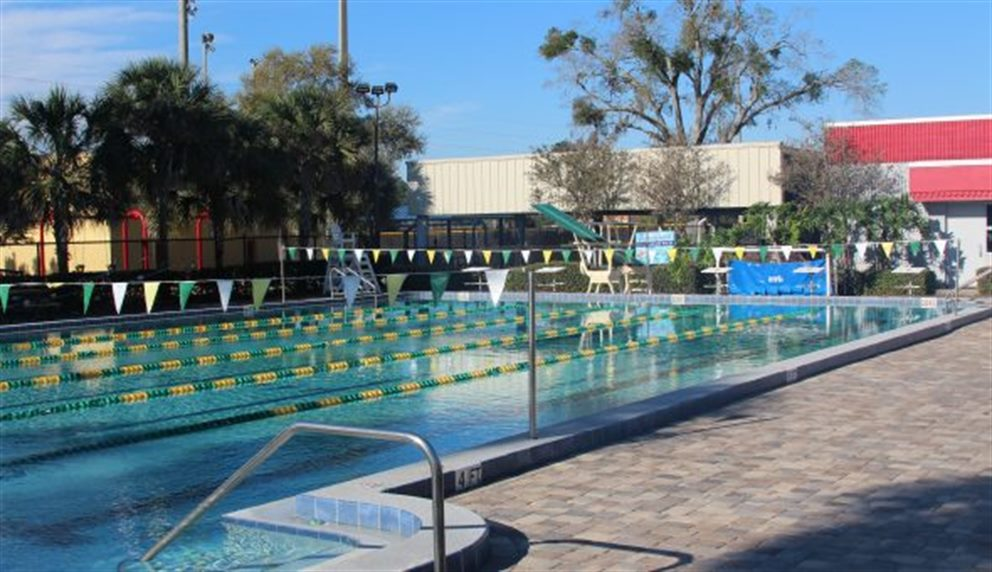 Dover Shores Pool City Of Orlando