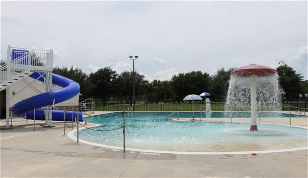 Rosemont Pool City Of Orlando