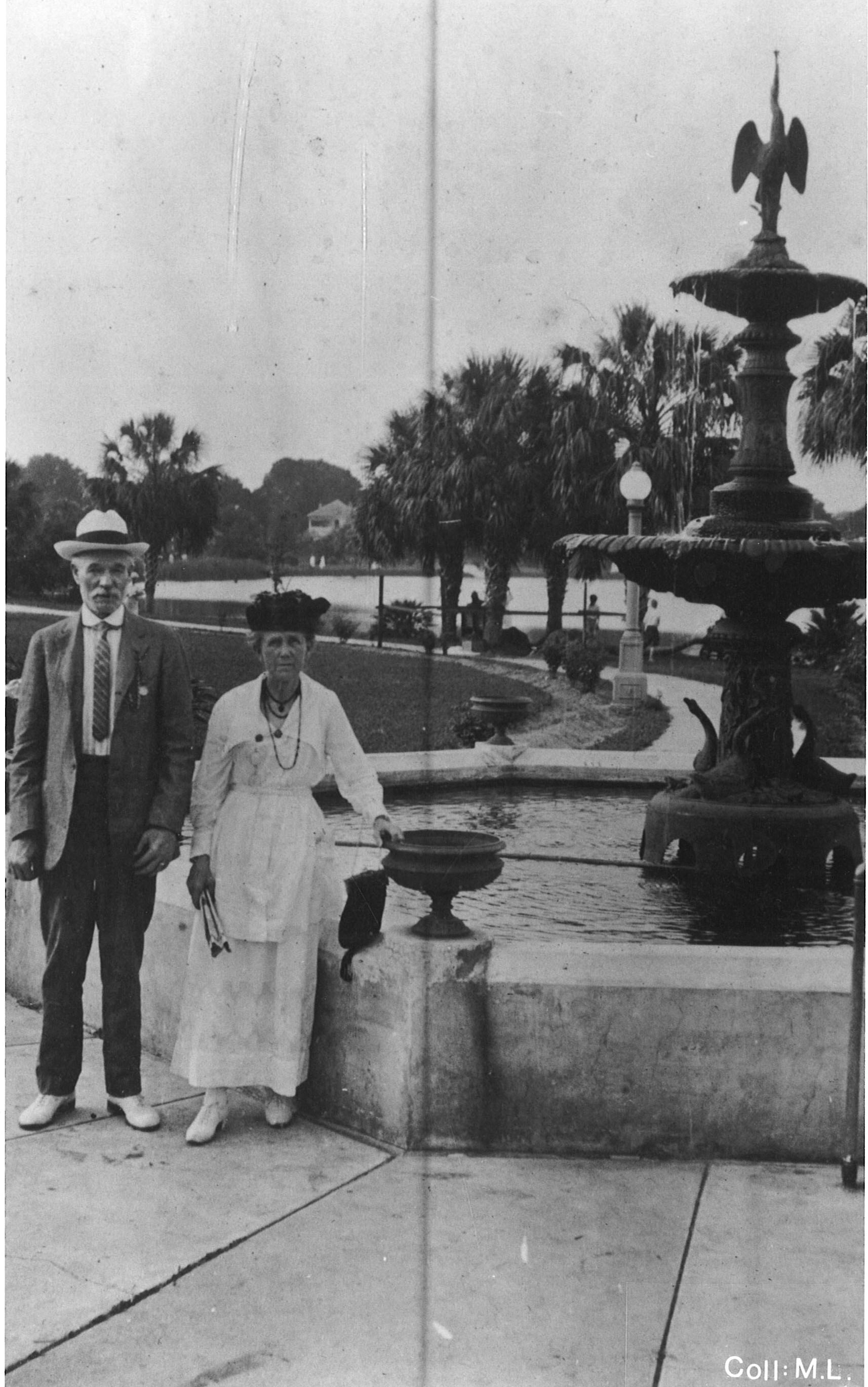 historical sperry fountain