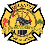 Pipes and Drums Logo