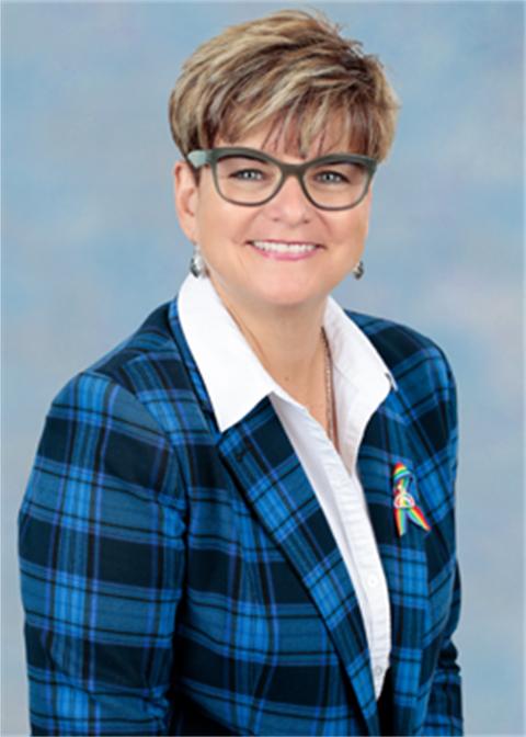 District 4 City Commissioner Sheehan official portrait