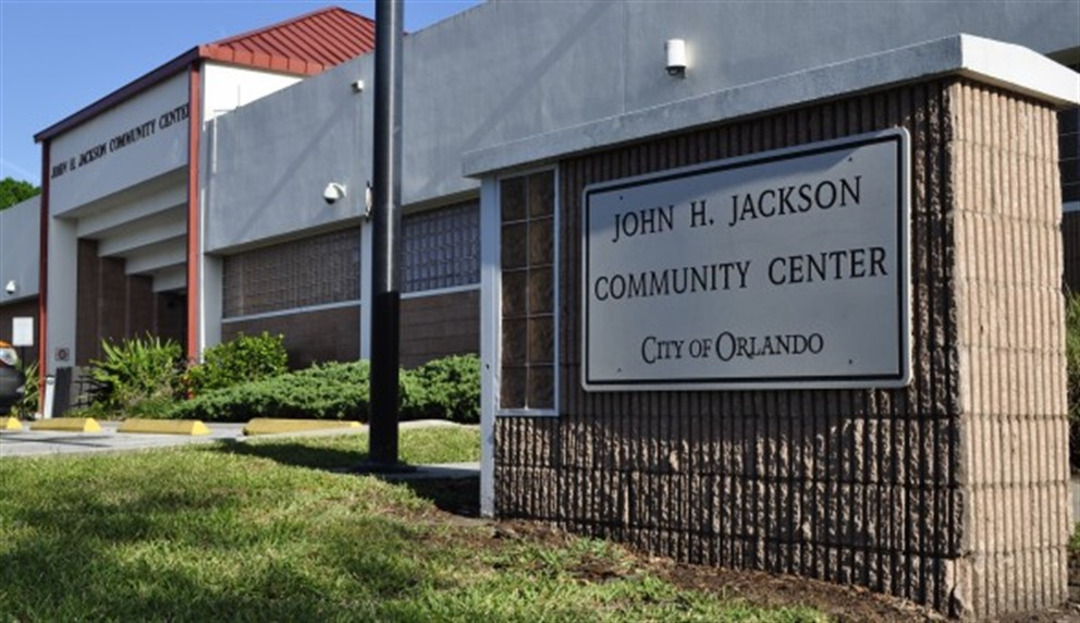 Exterior of John H. Jackson Neighborhood Center