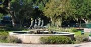Delaney Park Fountain