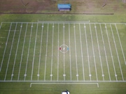 Multi-purpose field for football or other sports